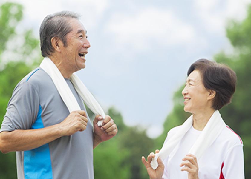 体調不良の原因を探り、健やかな生活を保ちます。